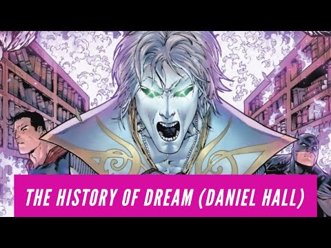 Who is Dream (aka That Guy at the end of Dark Nights Metal)?