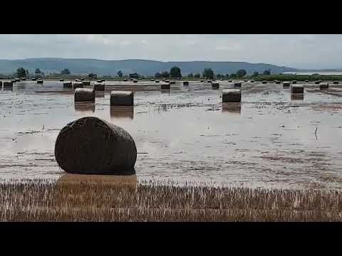 Inundații Galda de