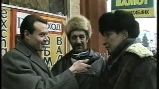 """Выбор музыки. Магазин """"Джем"""", Харьков, 1998 год.."""