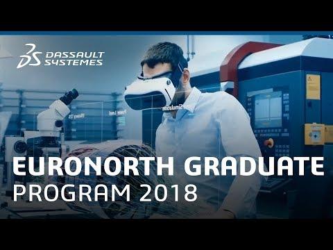EuroNorth Graduate Program 2018 - Dassault Systèmes