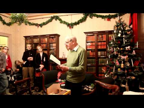 Charles Dickens Museum on Christmas Day 2011