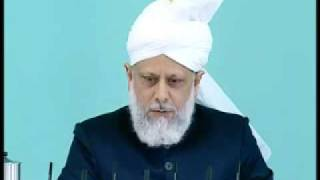 Friday Sermon: 12th June 2009 - Part 3 (Urdu)