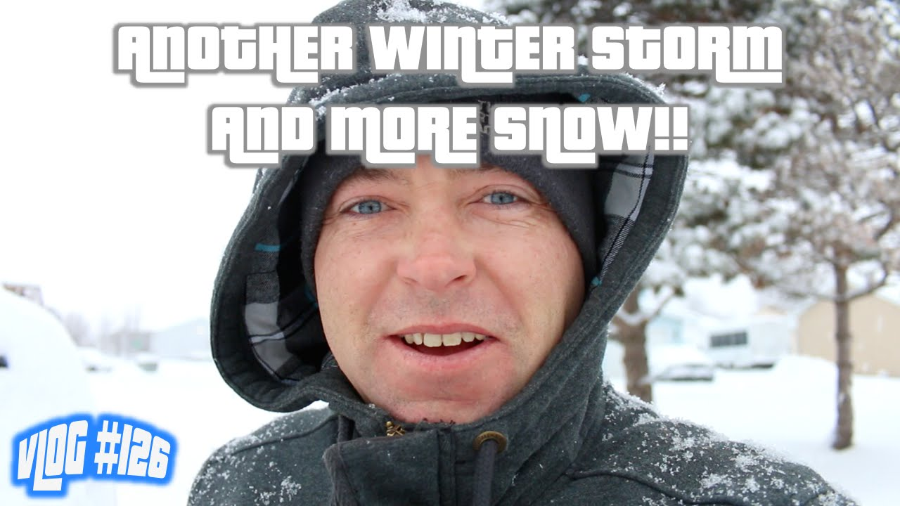 Winter Storm Sparta! (Vlog #126) - YouTube
