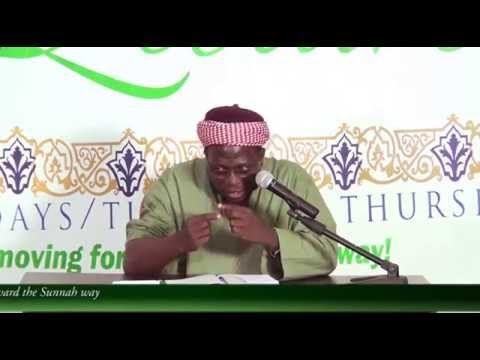 Noorul Huda Masjid Lagos Fiqh Episode 1