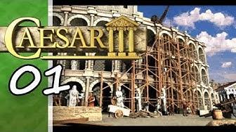 Caesar 3 [#01] - Retro-Rahm erbaut Rom - Let's Play