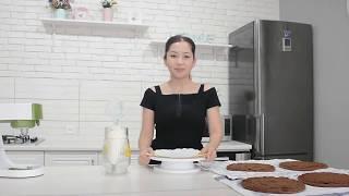 """Торт """"Вупи пай"""" (Whoopie pie) Оригинальный рецепт на шоколаде"""