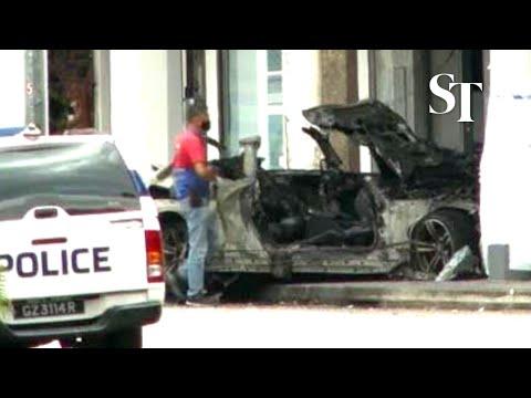 How Tanjong Pagar Car Crash That Killed 5 People Unfolded