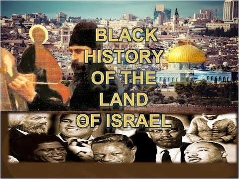 Black History of the Land of Israel The