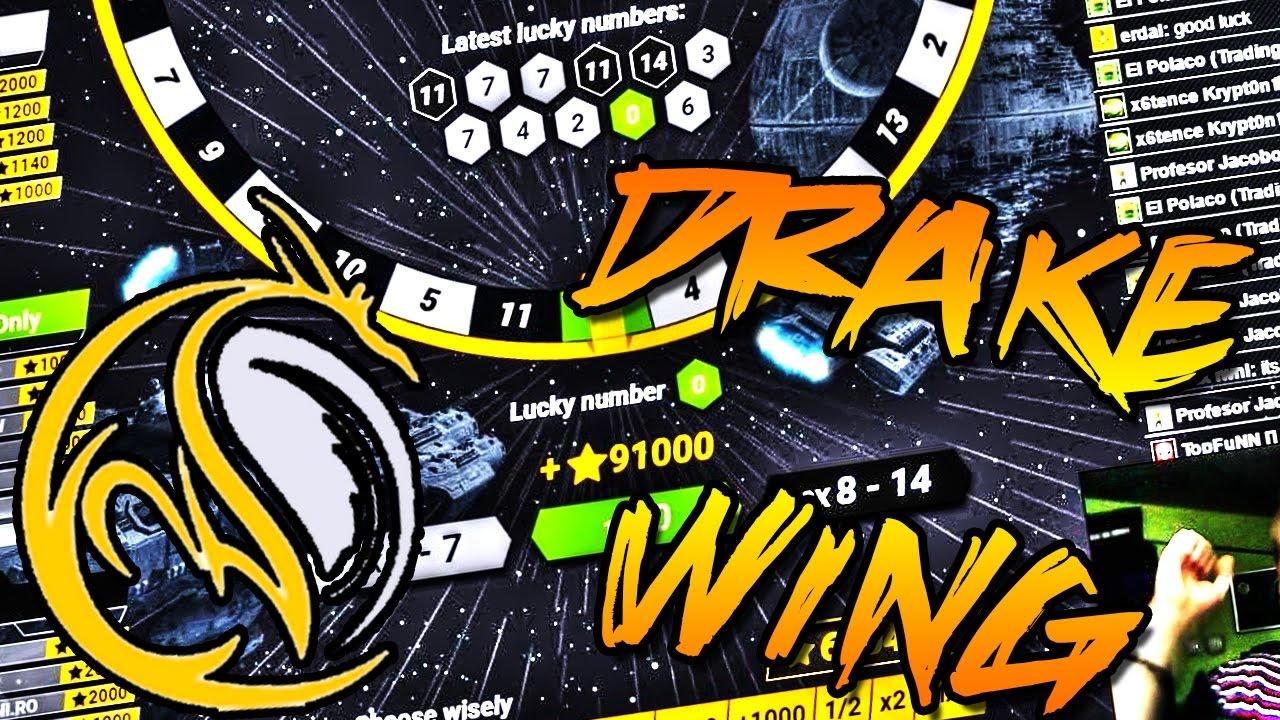 Drakewing Code