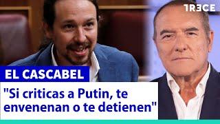 """Respondiendo a Iglesias: """"Comparar a España con Rusia es una afrenta a la democracia"""""""