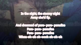 Paradise - Craig Owens Lyrics
