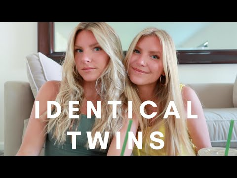 WHAT IT'S REALLY LIKE BEING AN IDENTICAL TWIN   Twin Q&A