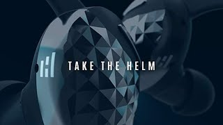 Prime Day 2019 Launch HELM Audio True Wireless Bluetooth in-Ear Headphones w/ Portable Charging Case