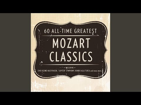 Sinfonia Concertante for Violin and Viola: 1. Allegro maestoso