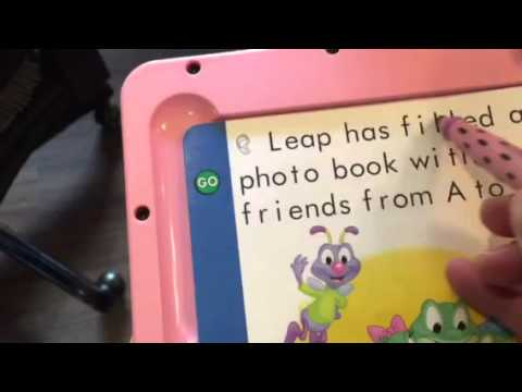 LeapPad Video - LeapPad LeapFrog Learning Center