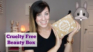 NOURISH BEAUTY BOX UNBOXING | CRUELTY FREE | AUGUST 2017