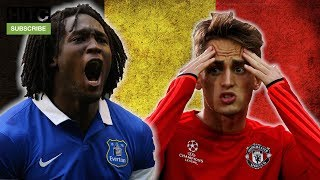 Belgium's 2018 World Cup Squad: Where Were They Four Years Ago?