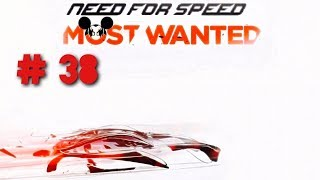 Need for Speed Most Wanted 2012 # 38 Der Ranger ist in der Stadt Let's Play