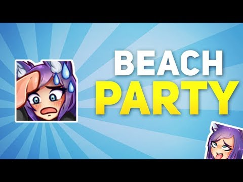 woops - BEACH HOUSE PARTY (VRChat Highlights)