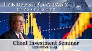 2015 Landaas Investment Seminar