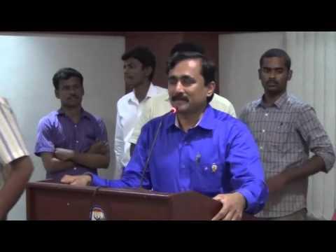 V.Ponraj Speech @ Coimbatore