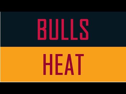 Chicago Bulls vs Miami Heat || AUTO-GENERATED HIGHLIGHTS || Nov 01, 2017 || NBA