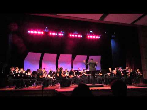 "2016 Broomfield High School Concert Band ""The Crown of Castile"""
