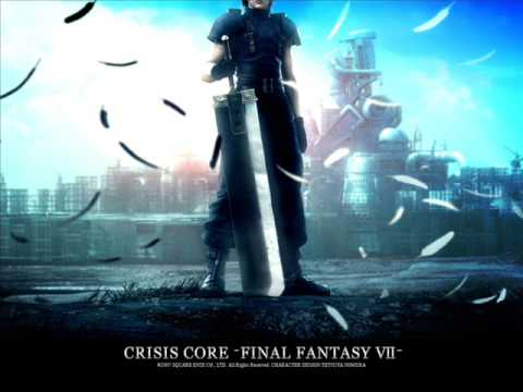 [Final Fantasy] - [Crisis Core] - The World's Enemy (Sephiroth Theme) - [PSP][OST]
