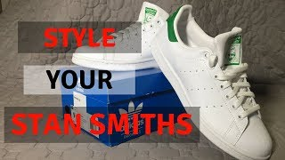 How to Style the Adidas Stan Smith