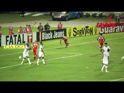 CRB 2 x 1 Bragantino - Série B 2016