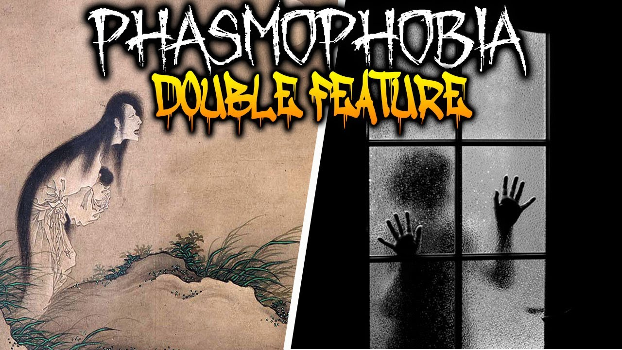 Download YOKAI & POLTERGEIST GHOST HUNT | Phasmophobia Double Feature