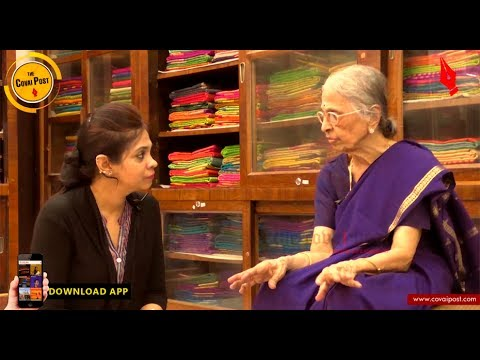 Journey of the Oldest Silk People of Coimbatore