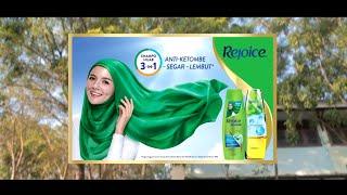 iklan shampo hijab rejoice