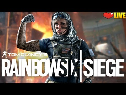 Rainbow Six Siege: GOING FOR THE WIN! - (PS4 Pro R6S Gameplay) - Operation Health