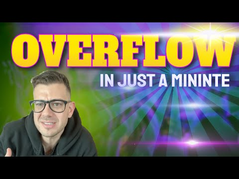 OVERFLOW - Fr. Rob Galea - In Just A Minute - Episode #6