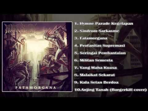 Humiliation - Fatamorgana (FULL ALBUM 2015/HD)