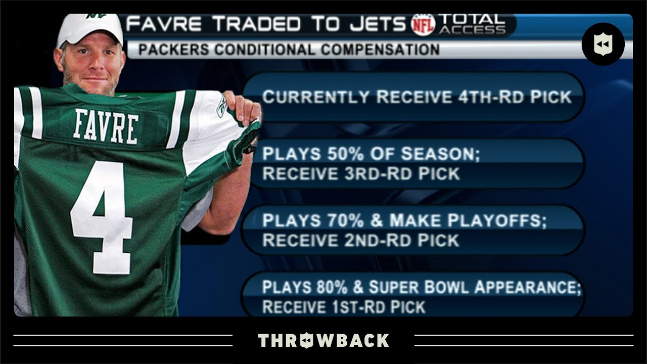 The Favre Saga Goes to the Jets!