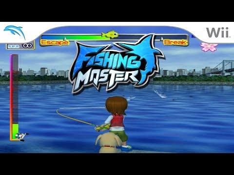 Fishing Master | Dolphin Emulator 5.0-10892 [1080p HD] | Nintendo Wii