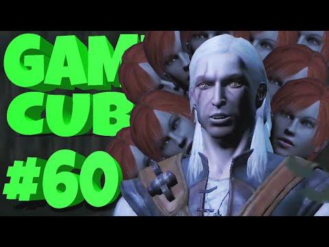 GAME CUBE #60   Баги, Приколы, Фейлы   d4l