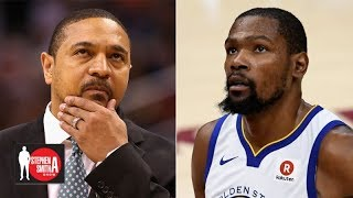 What if the Kevin Durant Warriors were coached by Mark Jackson  Stephen A Smith Show