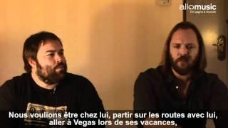 Greg Olliver et Wes Orshovski - Lemmy @ Allomusic
