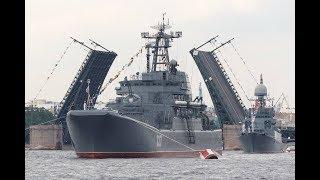 🔥Парад Военно-Морского Флота в Санкт-Петербурге 2019