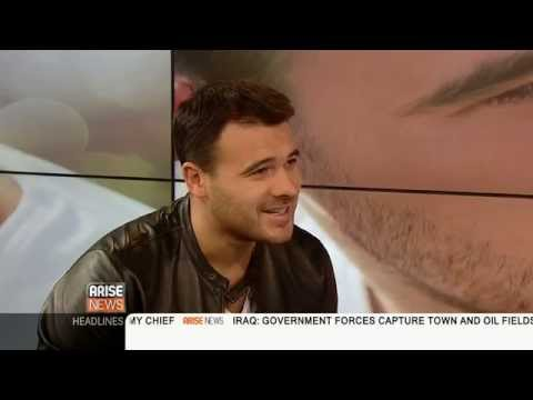 Emin Interview Arise TV London