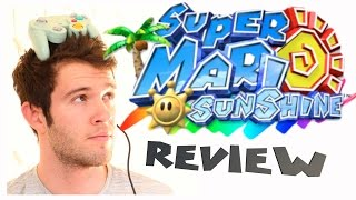 Super Mario Sunshine Review - Good Morning Gamer
