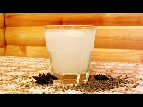 Рецепт узо с помощью джин-корзины от АлкофанШоп