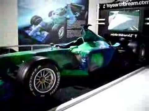 Honda F1 @ Toronto Autoshow 2008