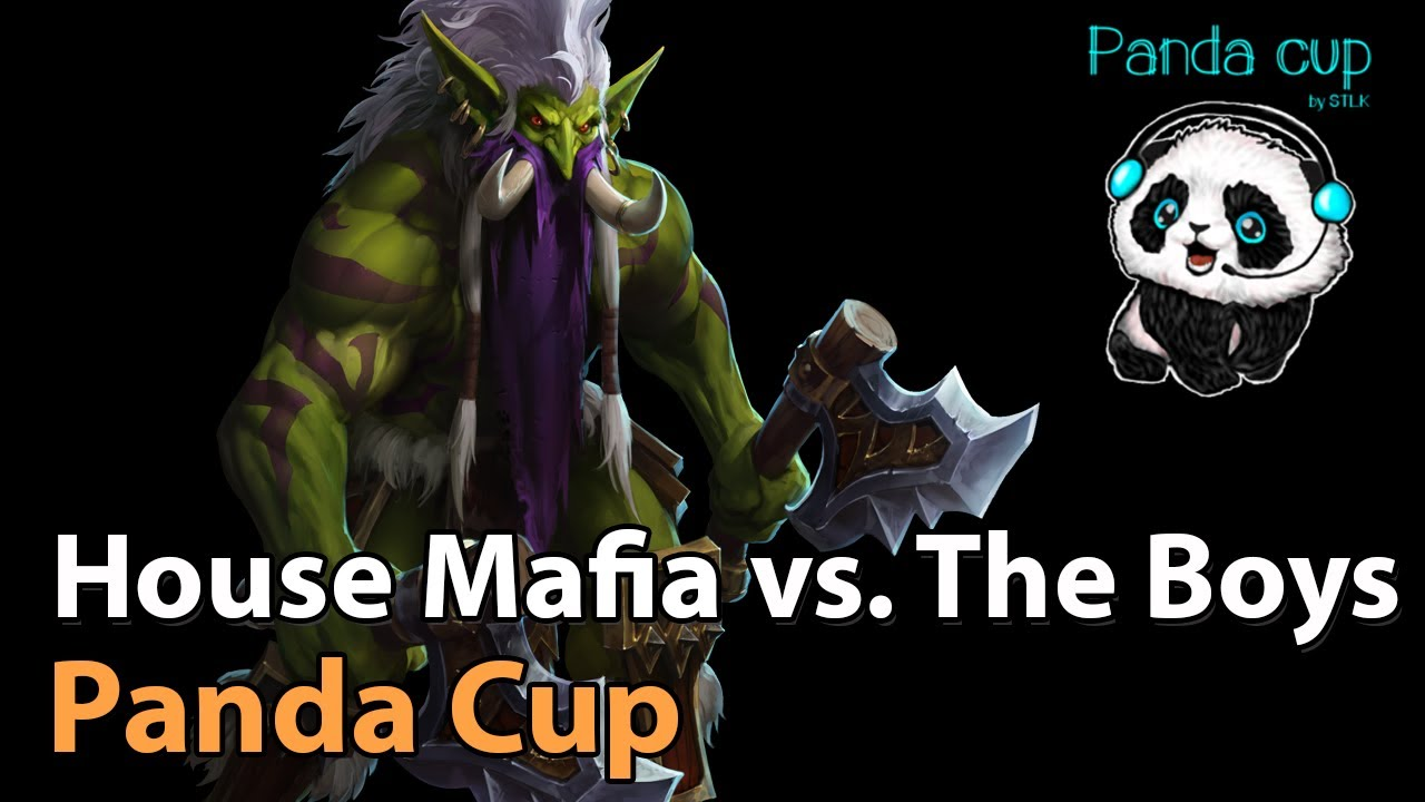 ► It's the Boys vs. House Mafia - Panda Cup Finals - Heroes of the Storm Esports