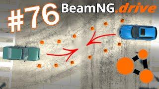 BeamNG.drive (#76) - CZY DOJDZIE DO KOLIZJI? TEST INTELIGENCJI RUCHU ULICZNEGO