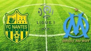 Nantes vs OM 0-1 but de Lucas Ocampos ( 12-08-17 )