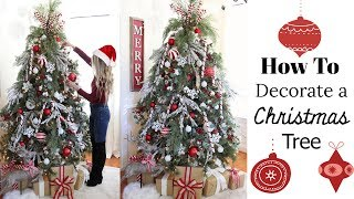 DECORATING THE CHRISTMAS TREE! 🎄 Tips, Tricks &  DIYs!